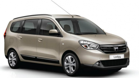 Dacia Lodgy 6+1