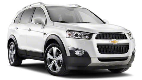 Chevrolet Captiva automatic 4x4